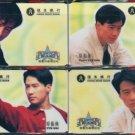 Hong Kong Phonecard : Hang Seng 2000 Millennium Leon Lai