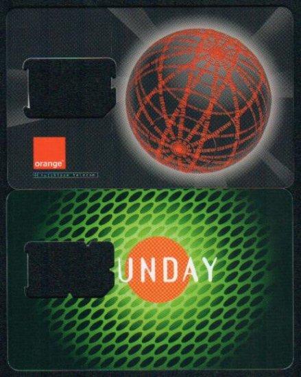 Hong Kong GSM Card / Hong Kong SIM Card x 2 Pieces