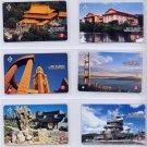Hong Kong Touring 18 Districts MTR Souvenir Ticket