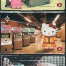 "Hong Kong MTR Ticket : Hello Kitty ""Classic Series"""