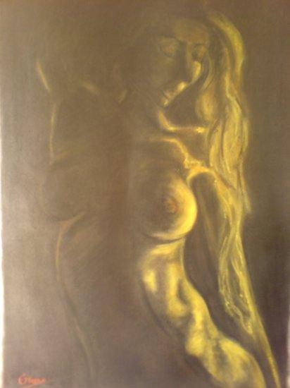 Nude pastel