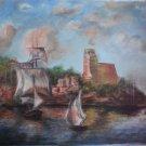 Landscape pastel
