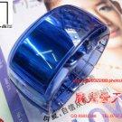 UNISEX  Bracelet watch Deep blue