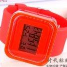 UNISEX  Bracelet watch RED