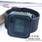 UNISEX  Bracelet watch BLACK
