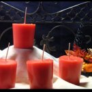 Perfect Spiced Pumpkin Votive