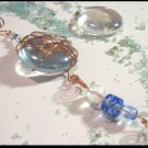 Blue Swirl Charmed Treasures