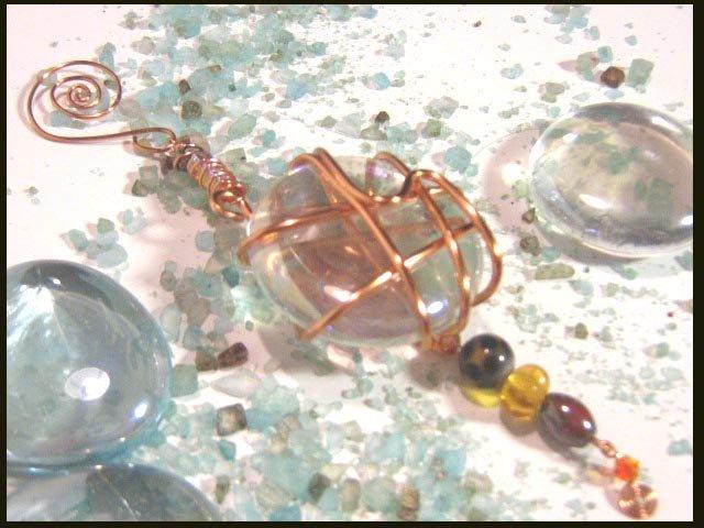 Fire Opal Charmed Treasures