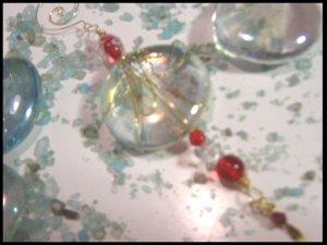 Red & White Charmed Treasure