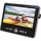 "Axion 7\"" Widescreen Portable Hand-Held TV"