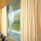16' (5 meter) Remote Control Electric Window Curtain Dual Tracks and Timer