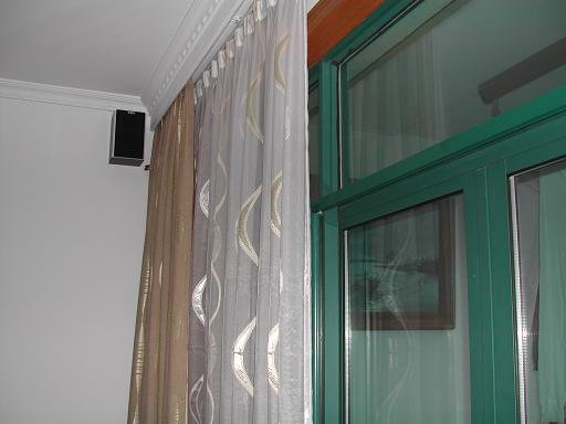 13' (4 meter) Remote Control Electric Window Curtain Dual Tracks and Timer