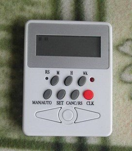 Timer for Remote Control Electric Motorized window Curtain