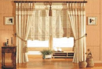 16' (5 meters) Remote Control Automatic Electrical Window Curtain Single Track