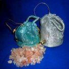 1.2 lb Genuine Himalayan Bath Crystals in Decorative Pouch