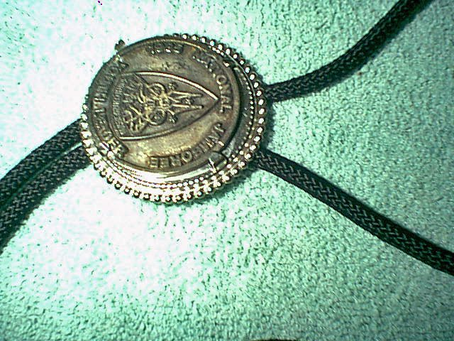 BSA 1985 National Jamboree Youth Leader Bolo Tie
