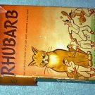 Rhubarb by H. Allen Smith HC 1st edition w/dustjacket