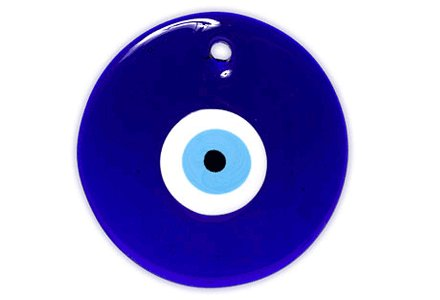 The evil eye to keep away spells