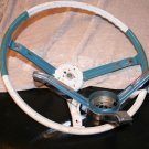 1967 chev steering wheel