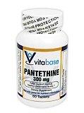 V5410  Pantethine 60 tablets