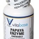 V3490 Papaya Chewable  100 Tablets