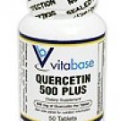 V5470  Quercetin 500 Plus  50 Tablets
