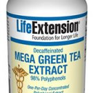 MEGA GREEN TEA EXTRACT DECAFFI NATED 98% POLYPHENOLS 100 CT