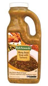 Mung Bean Soup W/Tuneric 32OZ