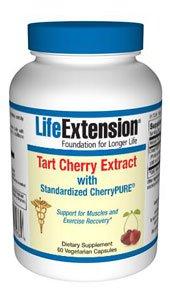 Tart Cherry Extract 60 vegetarian capsules