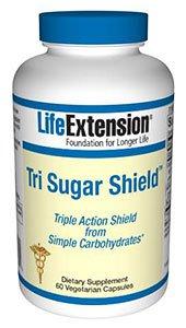 Tri Sugar Shield� 60 vegetarian capsules