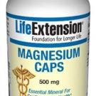 Magnesium Caps - 500 mg 100 vegetarian capsules