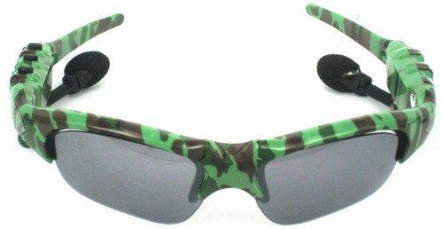 WMA + MP3 Player Sunglasses 4GB - Stereo Sound Effect