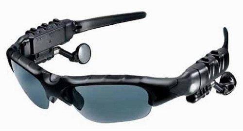 WMA + MP3 Player Sunglasses 2GB - Stereo Sound Effect