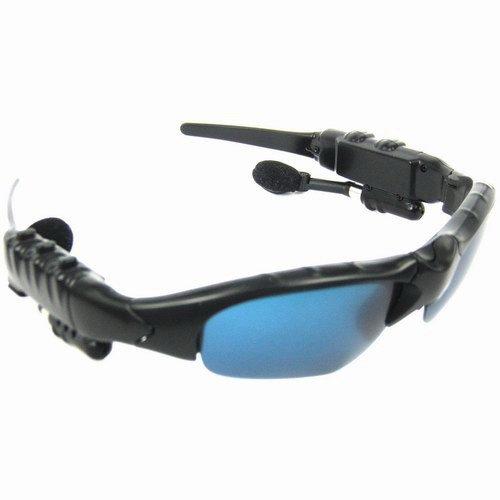WMA + MP3 Player Sunglasses 1GB