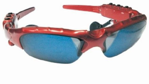 Bluetooth MP3 Sunglasses 4GB MP3 Player