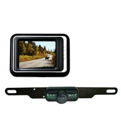 Wireless Camera and Monitor Rear View Parking