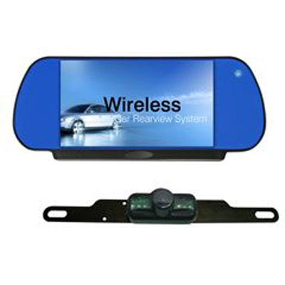 WirelessCar Rear View System Camera+Monitor(stop sale)