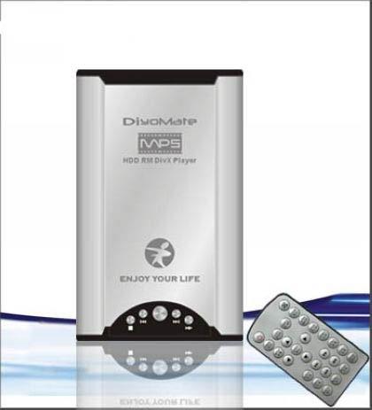2.5 Inch MEDIA PLAYS HDD Enclosure