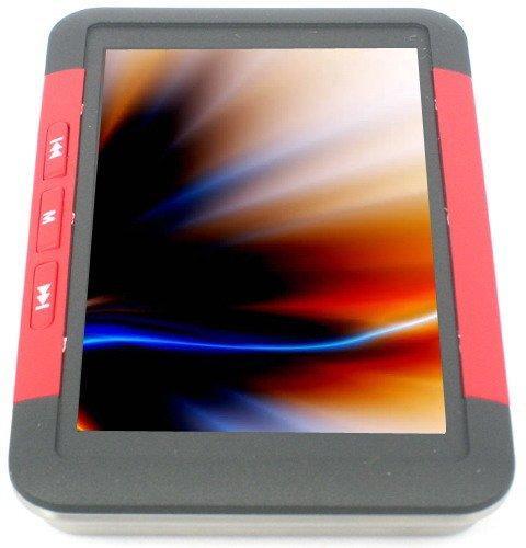 16GB 3.0 Inch RM/RMVB MP5 Player - Red / Black