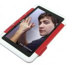 8GB 3.0 Inch RM/RMVB MP4/ MP5 Player - Red / White
