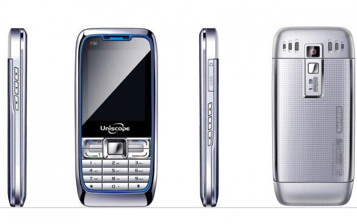 Dual SIM Dual Standy Quad band Mobile Phone