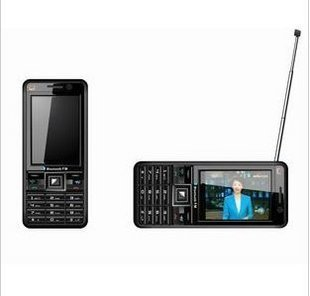 Quad Band TV Touchscreen Mobile Phone