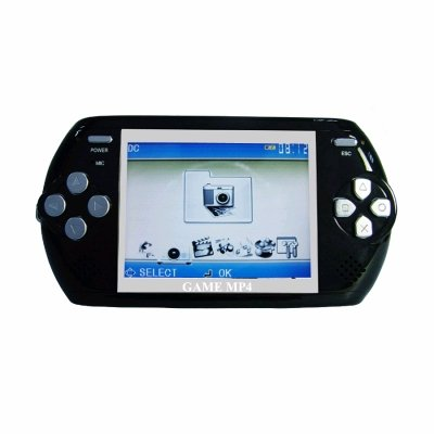 2.8 inch TFT LCD Screen 4GB Game MP4 Player
