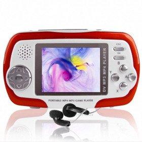 4GB 2.4 Inch MP4 Player with Digital Camera