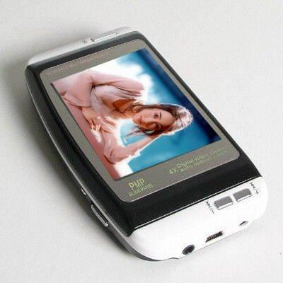 4GB Slid Pane Game PMP MP4 2.8 Inch