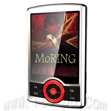 "TFT 2.4"" Color Display Mp4 4GB"