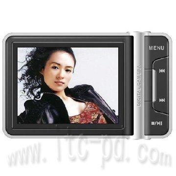 2.4 Inch TFT with 2.0 Mega Pixels Camera MP4 Player
