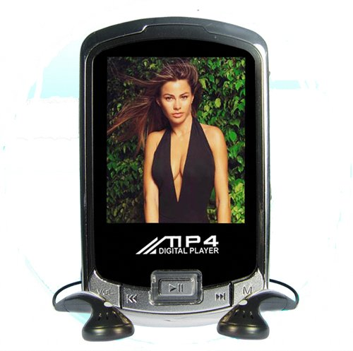 Special 2GB MP4 Player - Mini SD Card Slot - 2 Inch Screen