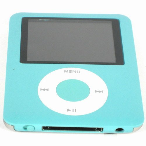16GB 1.8 Inch LCD TFT Color Display MP4 Player - Blue Colour