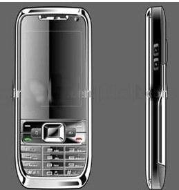 E56 TouchScreen Mp3/4 flashight FM Bluetooth Cell Phone
